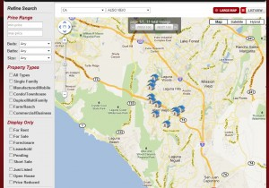 Help-U-Sell Real Estate full-featured map search