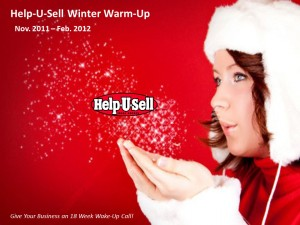 Help-U-Sell Winter Warm-Up Contest