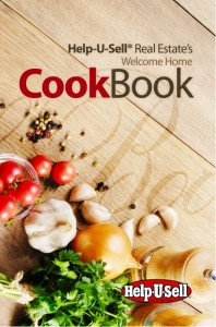 Help-U-Sell Real Estate cookbook cover