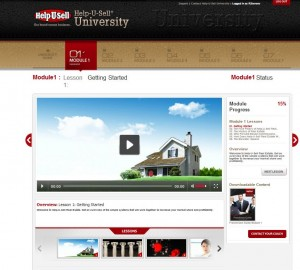 Help-U-Sell University