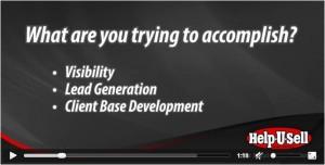 ProCoach University's Lead Management video lesson