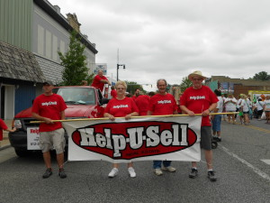Help-U-Sell Options Unlimited Labor Day parade