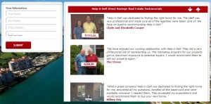 Help-U-Sell Real Estate Testimonials Widget