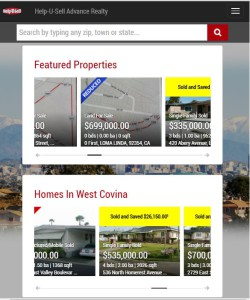 Help-U-Sell Real Estate New Broker Site