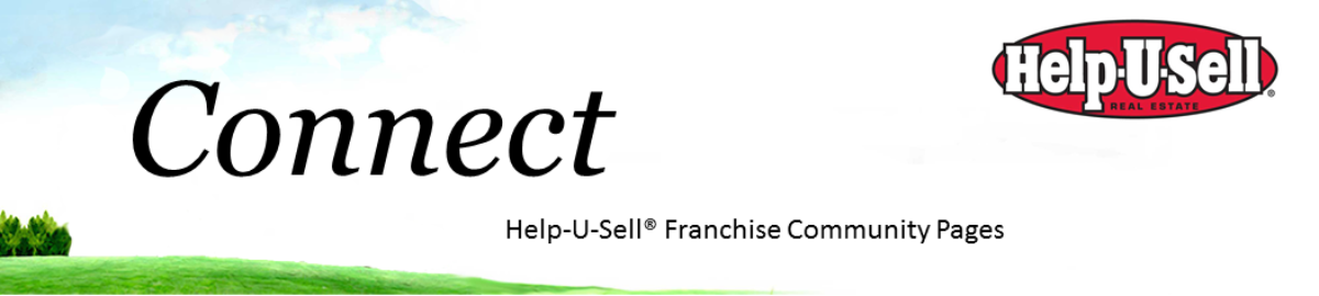 Help-U-Sell® Connect